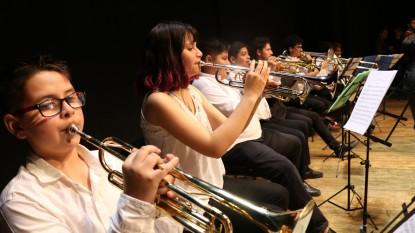 campamento sinfonico
