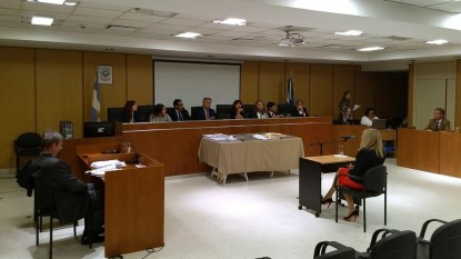 Cristina Macchi, juicio politico