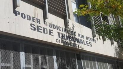 edificio, Juzgados Civiles y de Familia de Cipolletti