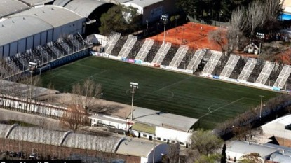 cipolletti, estadio