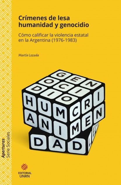 libro, CRIMENES DE LESA HUMANIDAD Y GENOCIDIO