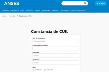 CUIL-CUIT