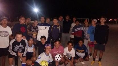 club SAO futbol