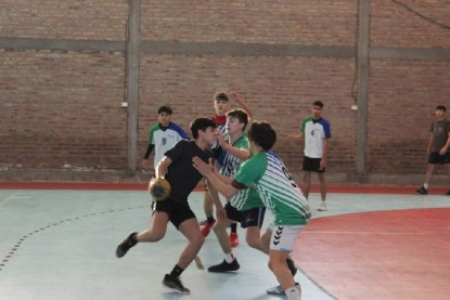 handball viedma