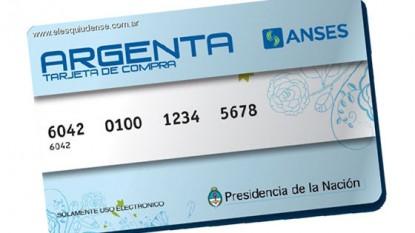 tarjeta, argenta