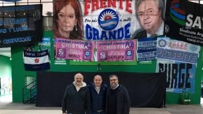 marcelo mango, julio accavallo, FRENTE GRANDE, Mario Secco