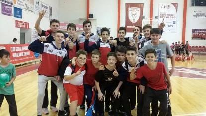 basquet, villa congreso, u13