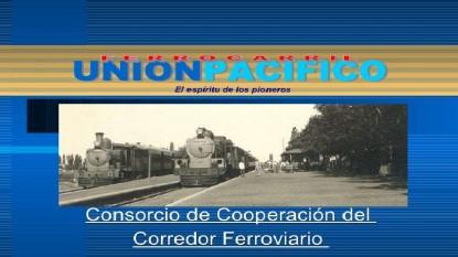 ferrocarril union pacifico