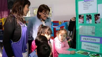 monica silva, Feria de Ciencias
