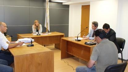 juicio, Yesica Coco Campos, Cristian Maldonado