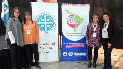 congreso latinoamericano trata personas