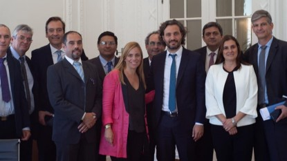 SANTIAGO CAFIERO, intendentes, frente de todos, MARIA EMILIA SORIA, renzo tamburrini, Héctor Leineker