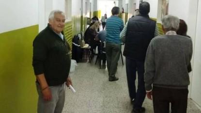 barrio zatti, junta vecinal, elecciones, IRINEO CALVO