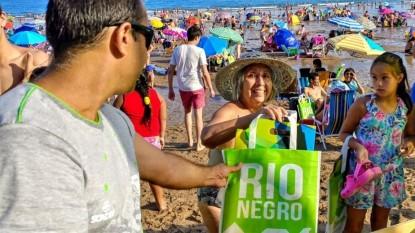 playa, promocion rio negro