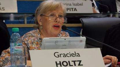 holtz legisladora