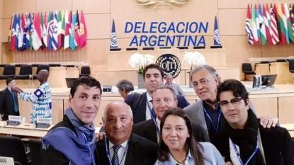 delegacion, oit