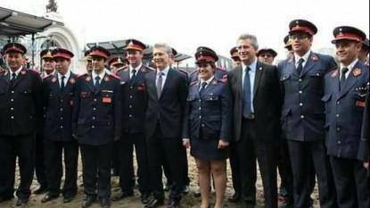 mauricio macri, VILLALONGA, bomberos voluntarios