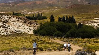 region sur, cicloturismo
