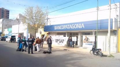 banco patagonia, SEGURIDAD, upsap