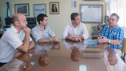 Martin Soria, luque distribuidora