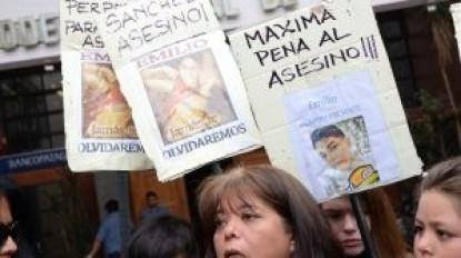 asesinato, Emilio Collueque, José Facundo Sánchez, Policiales