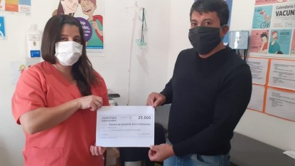 jsrn, sierra paileman, donacion