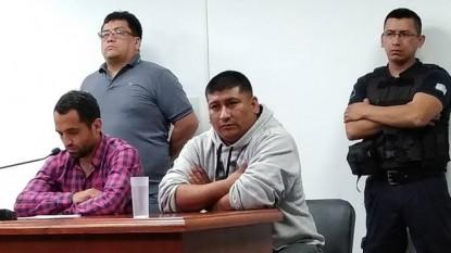 homicidio, juicio, damian torres, Mario Andrés Huichaqueo, Jorge Gabriel Rolando Vera
