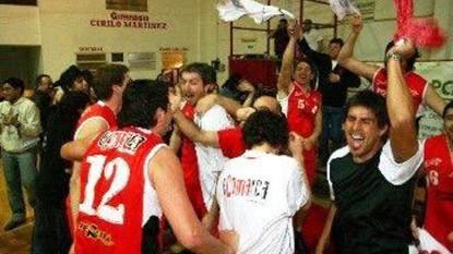 basquet, san martin, 2009