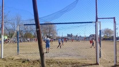 villa regina, futbol