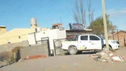 san antonio, camioneta, ministerio de desarrollo social