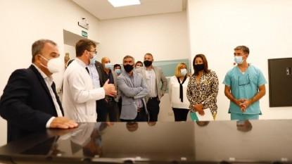 radioterapia, Instituto Interdisciplinario de Oncología, pedro pesatti, arabela carreras, Rubén Kowalyszyn