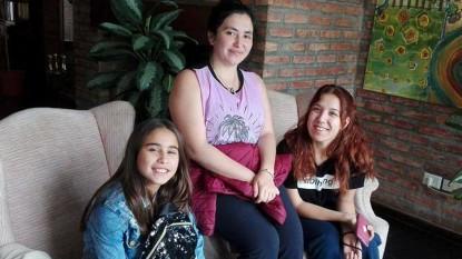 Dana Baigorria, Victoria Tapia, Julieta Espinosa