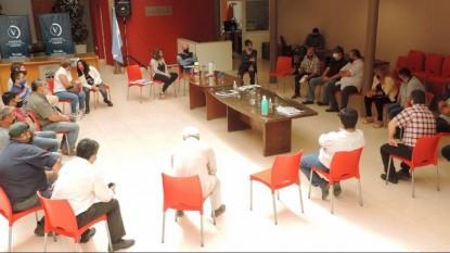 Concejo Deliberante, cgt zona atlantica