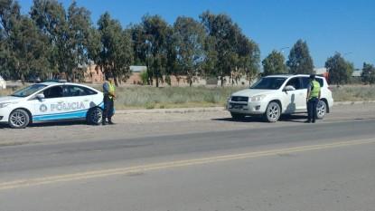 policia, operativo de transito