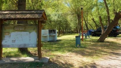general conesa, camping