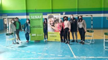 programa familias solidarias catriel