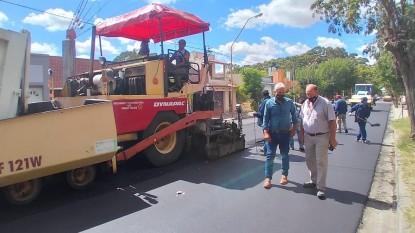 JOSE LUIS ZARA, RICARDO TELLERIA, pavimento, asfalto