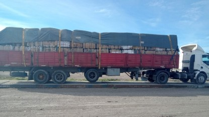 camion, RECICLADO