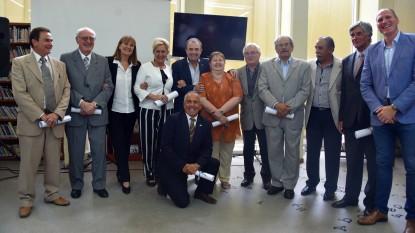 legisladores, ana piccinini, Jorge Carrasco, José Airaldo, Silvia La Guardia de Luna, Enrique Palmieri, Francisco Bezich