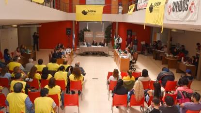 Concejo Deliberante, viedma, paritarias, sesion