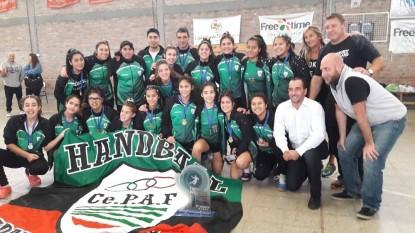 handball, femenino, cepaf