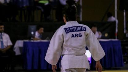 judo, ludmila pisciotto