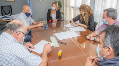 general roca, MARIA EMILIA SORIA, contrato, colectivos, Cooperativa 1° de Septiembre