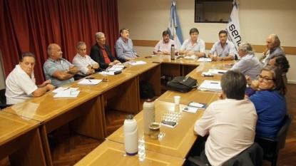 reunion ministro patagonicos