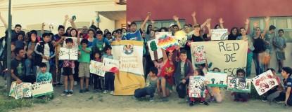 CTA, ATE, Encuentro local por la Niñez y la Adolescencia