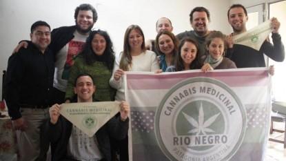 PARTE RIO NEGRO, cannabis medicinal