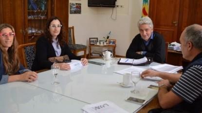 JOSE LUIS ZARA, Patricia Candelo