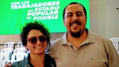 Rodrigo Vicente, leticia lapalma