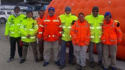 emergencia medica cerro bariloche