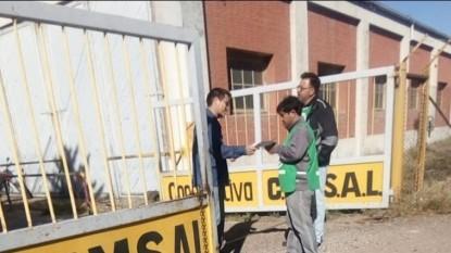 ATE, san antonio, talleres, tren patagonico, comsal